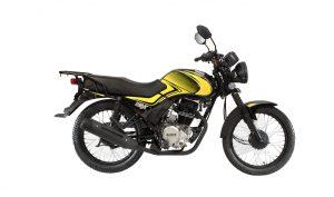 Moto UM Max ZN amarillo