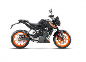 Moto Duke 200CC