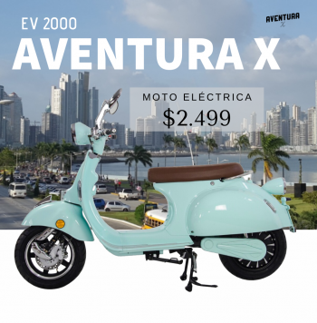 AVENTURA X EV 2000