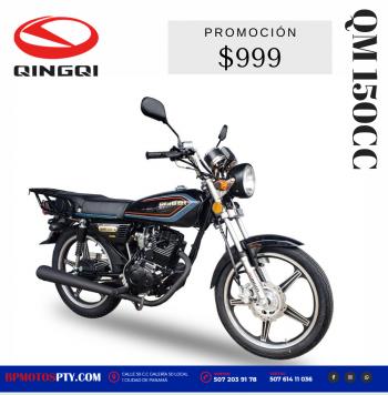 Qingqi QM150